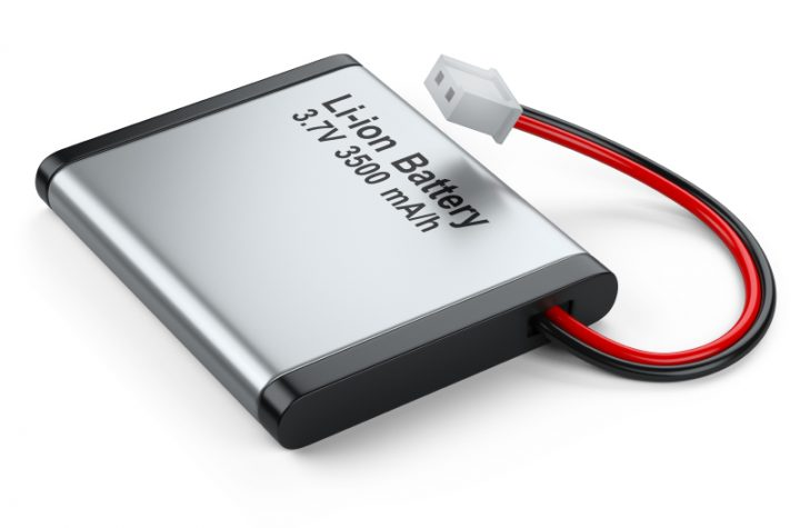 Advantages of using a lithium ion battery