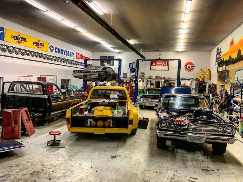 actors to Consider When Buying Equipment for Car Workshop